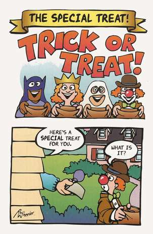 The Special Treat!