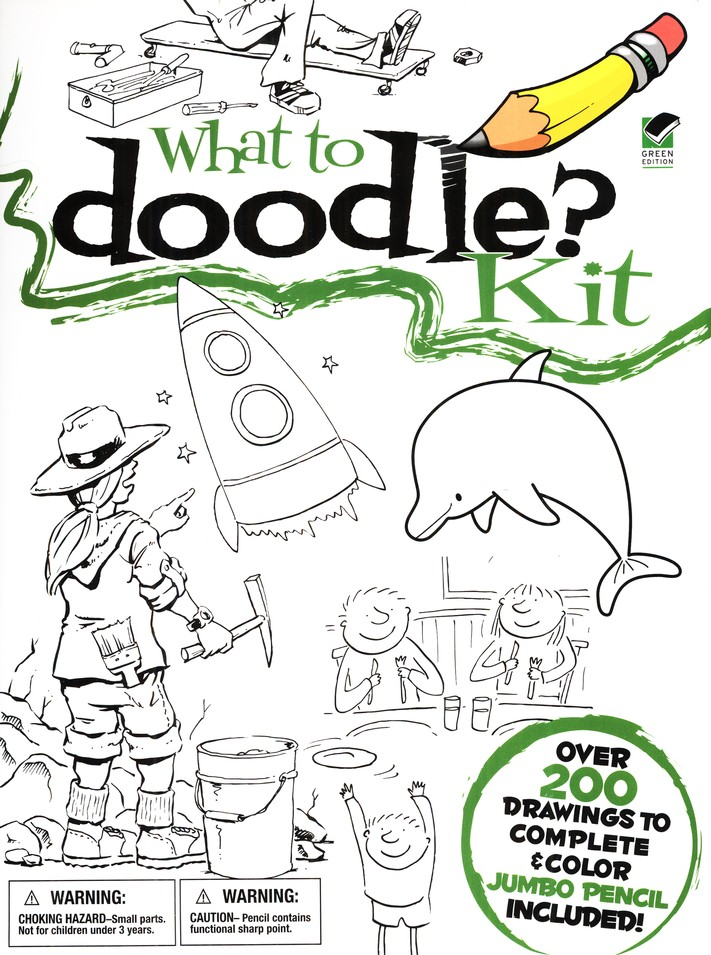 What to Doodle? Kit