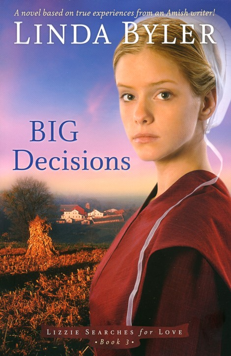 Big Decisions, Lizzie Searches for Love Series #3