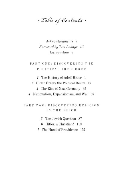 Hitler, God, & The Bible