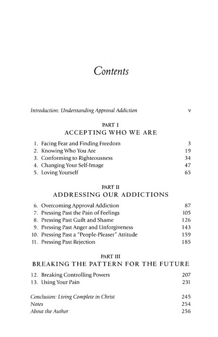 Approval Addiction: Overcoming Your Need to Please Everyone, Tradepaper
