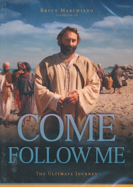 Come Follow Me: The Ultimate Journey, DVD