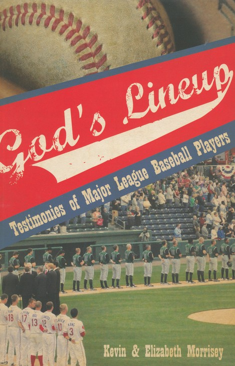 Gods Lineup! Testimonies of Major League Baseball Players
