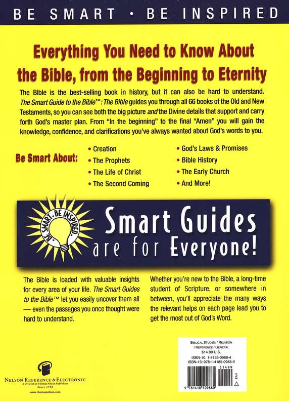 The Bible: The Smart Guide to the Bible Series