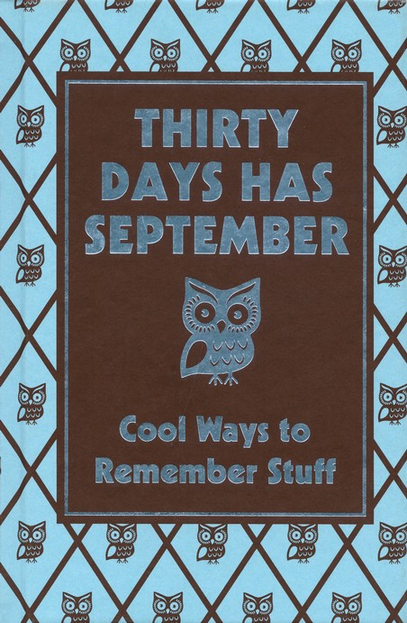 Thirty Days Has September