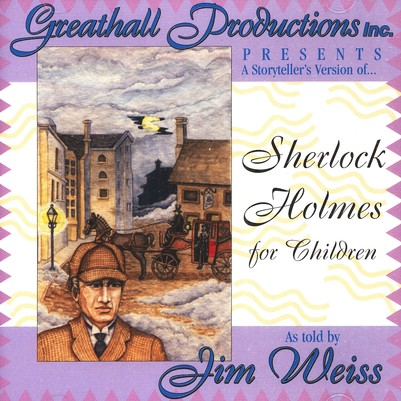 Sherlock Holmes for Children        - Audiobook on CD