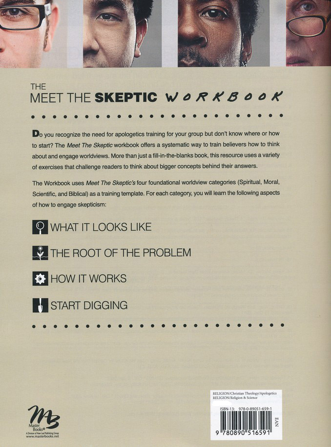Meet the Skeptic, Workbook