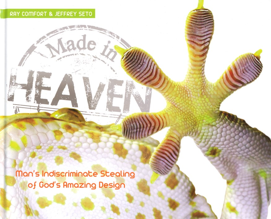 Made In Heaven: Man's Indiscriminate Stealing of God's Amazing Design