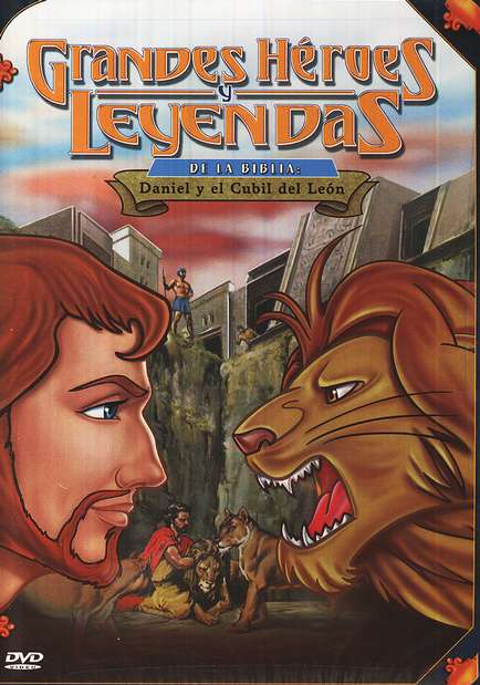 Daniel y el Cubil del Le&#243n  (Daniel in the Lion's Den), DVD