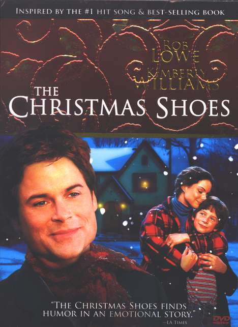 The Christmas Shoes, DVD
