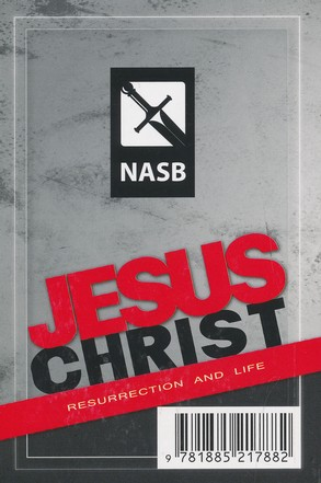 The NASB Plan of Life: Gospel of John