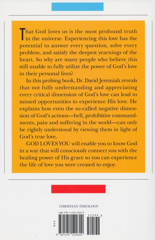 God Loves You: How the Father's Affection Changes Everything in Your Life, Largeprint