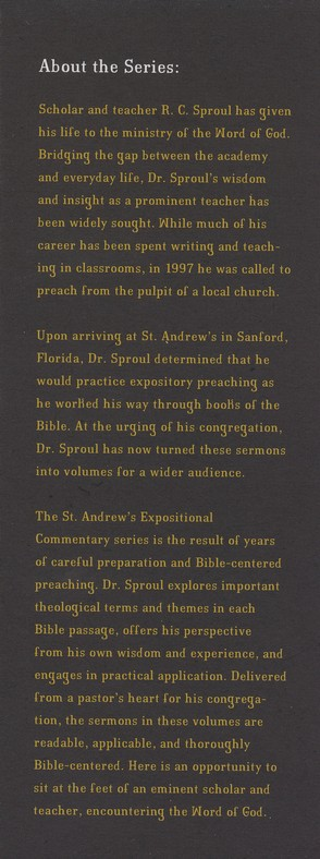 1 & 2 Peter: St. Andrew's Expositional Commentary