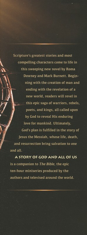A Story of God and All of Us: A Novel Based on the Epic TV Mini-Series