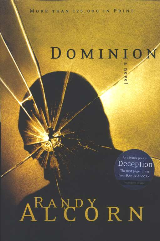 Dominion - audiobook on CD