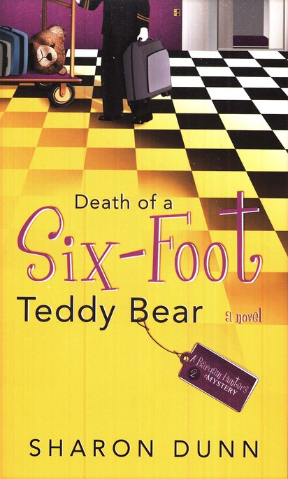 Death of a Six-Foot Teddy Bear, Bargain Hunters Mysteries Series #2