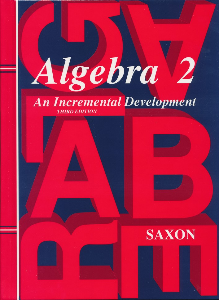 Saxon Algebra 2 Homeschool Kit with Solutions Manual, 3rd Edition