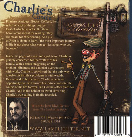 Lamplighter Theatre Audio CD: Charlie's Choice