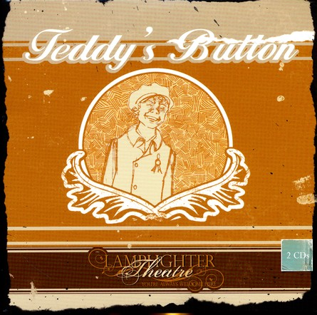 Teddy's Button--CDs