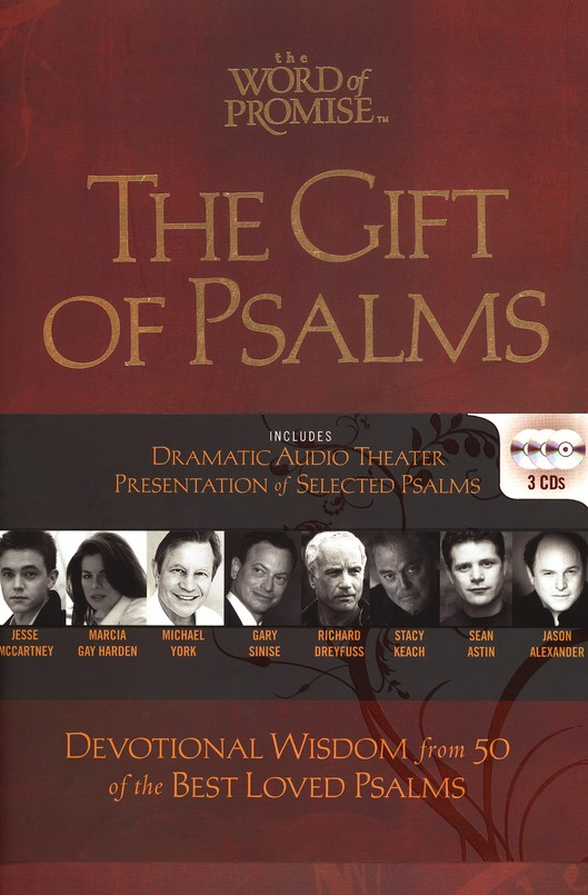 The Word of Promise Gift of Psalms