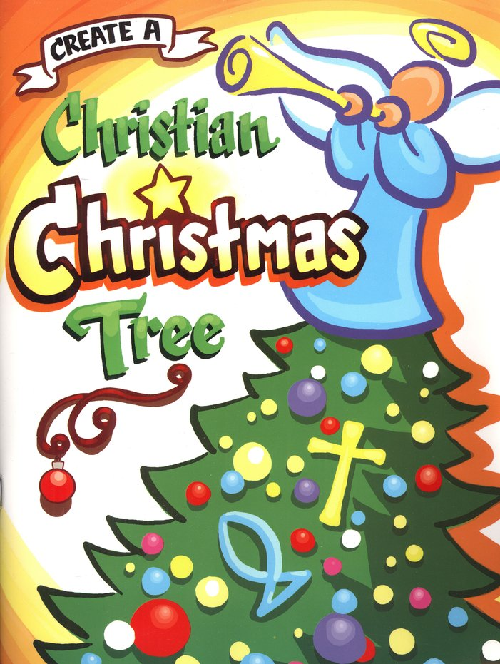 Create A Christian Christmas Tree