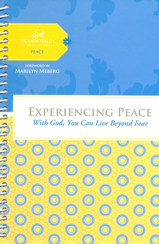 Experiencing Peace, Women of Faith Studies