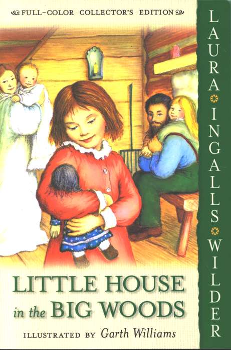 Little House on the Prairie Collections, 5-Volume Boxed  Set (Full Color)