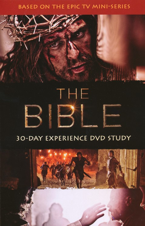 The Bible 30-Day Experience DVD Study
