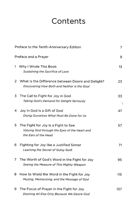 When I Don't Desire God: How to Fight for Joy, Revised Edition