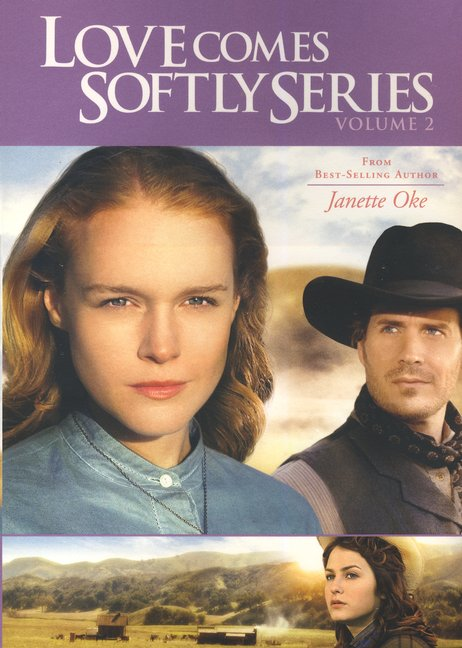 Love Comes Softly Series Collection, Volume 2, DVDs