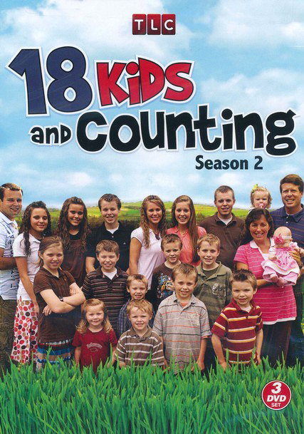 18 Kids and Counting: Season 2, DVD