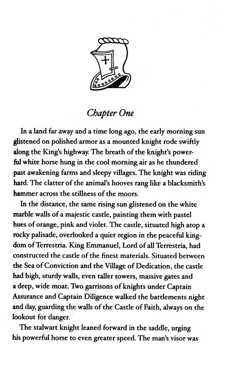 The Quest for Seven Castles, The Terrestria Chronicles #2