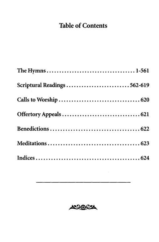 The New National Baptist Hymnal 21st Century Edition Blue