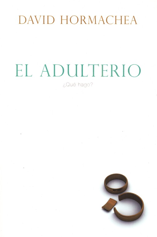 El adulterio y la iglesia, Adultery and the Church