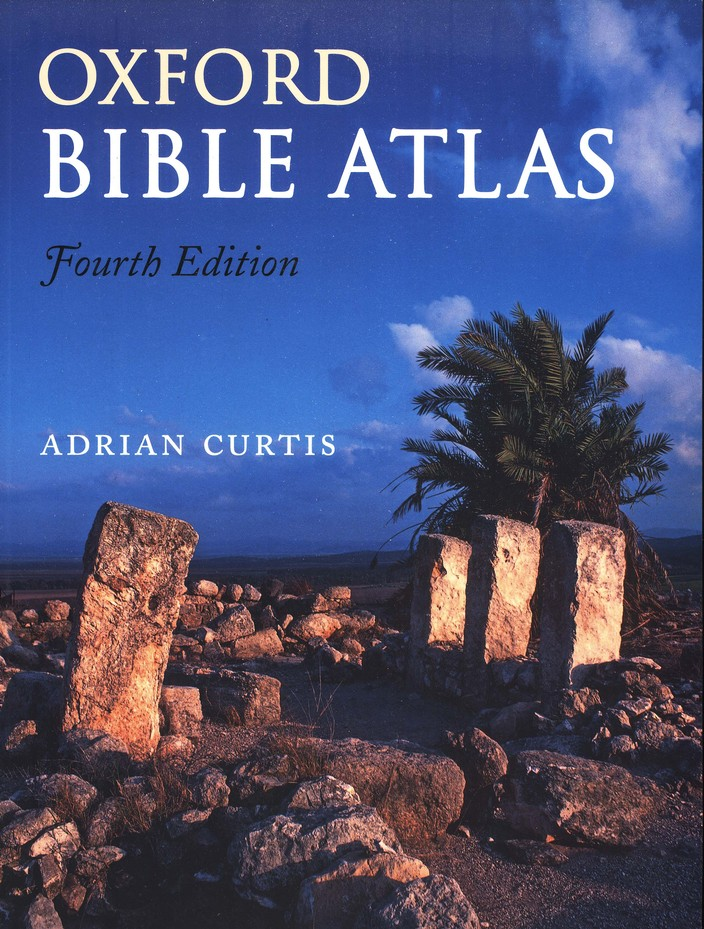 Oxford Bible Atlas, Fourth Edition