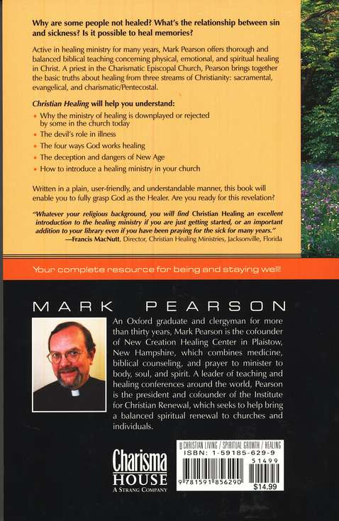 Christian Healing: A Practical and Comprehensive Guide