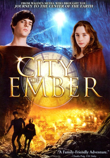 City of Ember, DVD