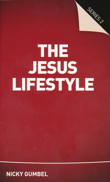 Jesus Lifestyle Series Two--Course Manual