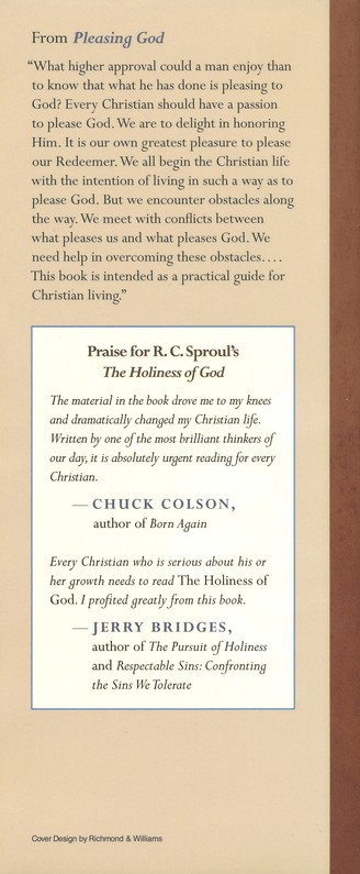Classic Teachings on the Nature of God: The Holiness of God; Chosen by God; Pleasing God-Three in One
