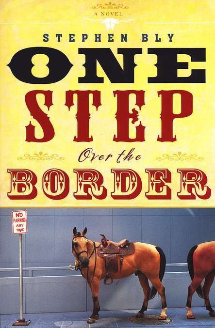 One Step over the Border