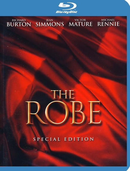 The Robe, Special Edition Blu-ray