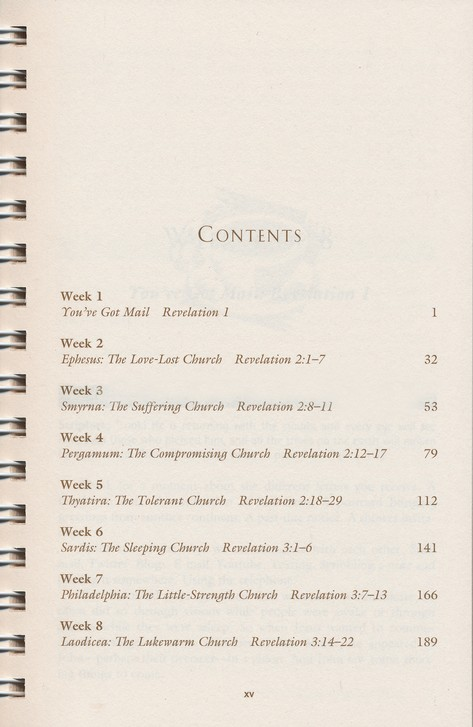 Sumatra with the Seven Churches: Coffee Cup Bible Studies