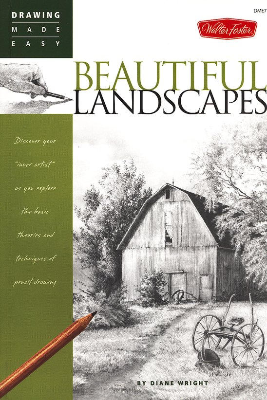 Drawing Made Easy: Beautiful Landscapes