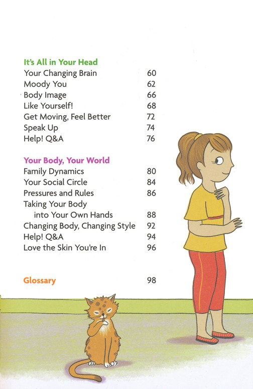 The Care & Keeping of You 2: The Body Book for Older Girls
