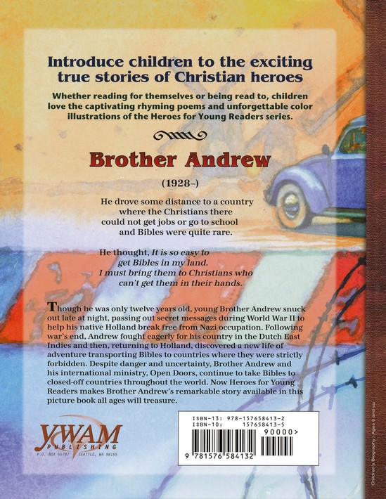 Heroes for Young Readers: Brother Andrew