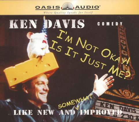 I'm Not Okay/Is It Just Me? - audiobook on CD