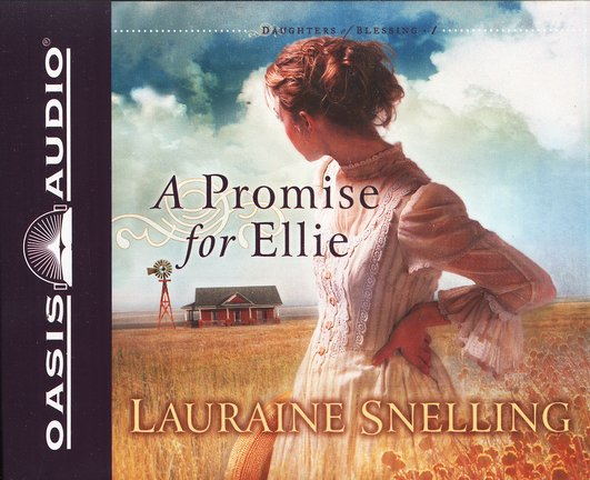 A Promise for Ellie, Daughters of Blessing #1-audiobook on CD