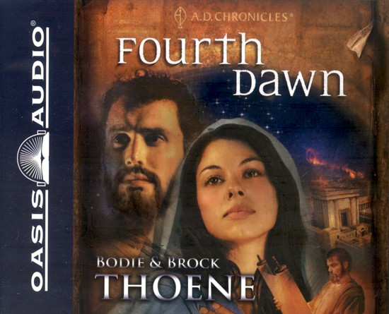#4: Fourth Dawn -Unabridged Audiobook on CD