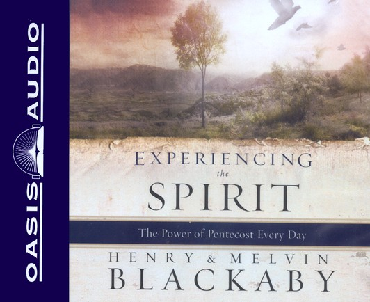 Experiencing the Spirit -Unabridged Audiobook on CD