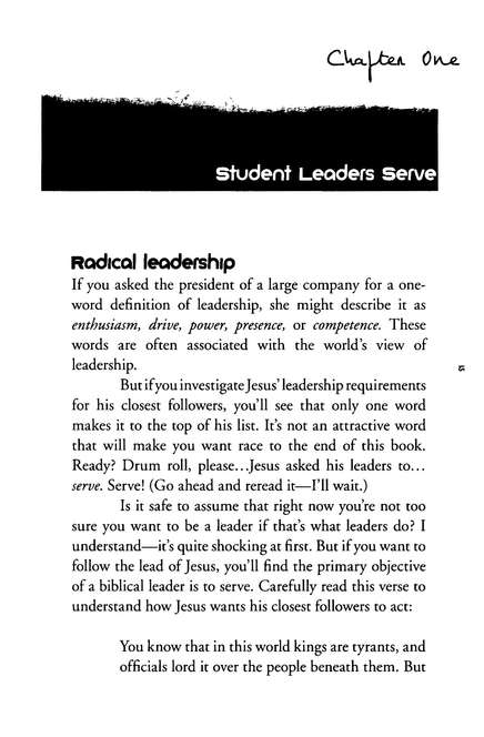 Help! I'm a Student Leader!: Practical Ideas and Guidance on Leadership